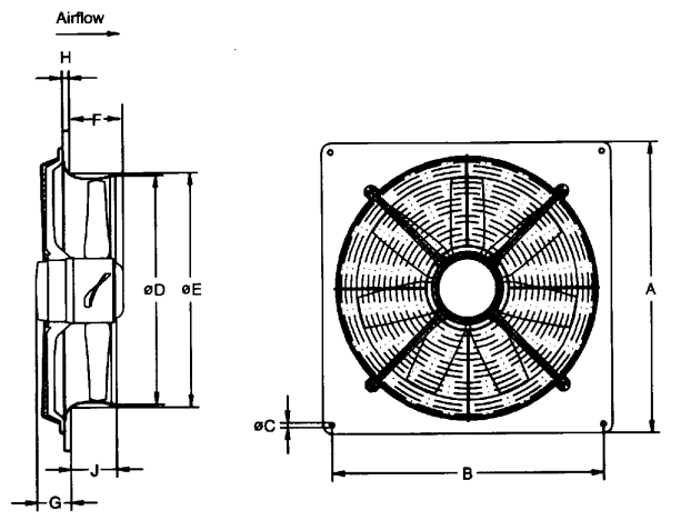 ziehl abegg fans wiring diagram old hunter fans wiring diagram massey coldbeck - ziehl abegg plate axial fan range #2